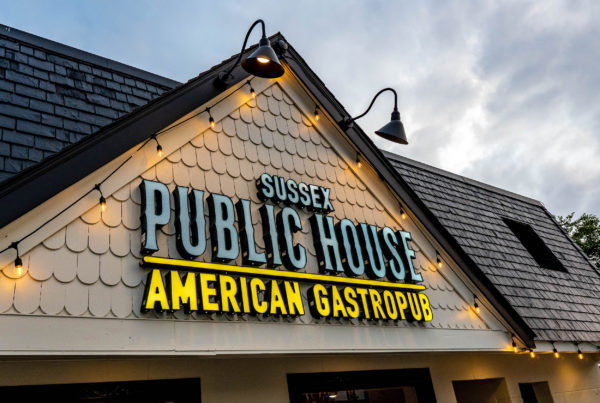 Restaurant and Hospitality Website Development in Delaware